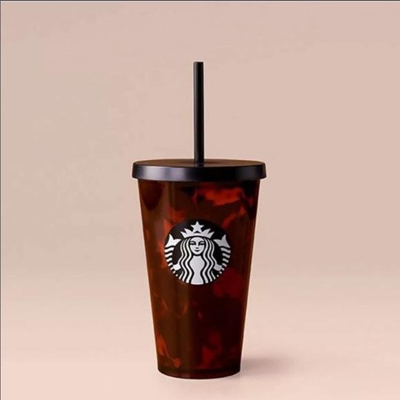 Starbucks 16 oz. Tortoise Shell Tumbler